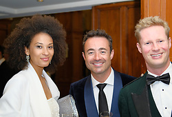 Edinburgh International Film Festival, Wednesday, 19th June 2018<br /> <br /> Opening Night Red Carpet: PUZZLE (International Premiere) <br /> <br /> Pictured: Mary Jean Walsh, Joe McFadden and Jamie Douglas-Hamilton at the after party<br /> <br /> (c) Aimee Todd | Edinburgh Elite media