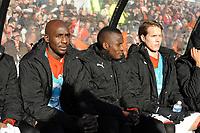 Alou Diarra - Abdoulaye Sane - Anders Konradsen ( Rennes )