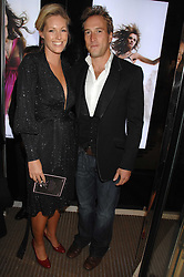 BEN FOGLE and his wife MARINA at a party to launch jeweller Boodles new store at 178 New Bond Street, London W1 on 26th September 2007.<br /><br />NON EXCLUSIVE - WORLD RIGHTS