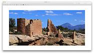 Hovenweep National Monument, Utah - Colorado, USA