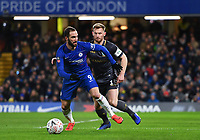 Football - 2018 / 2019 Emirates FA Cup - Fourth Round: Chelsea vs. Sheffield Wednesday<br /> <br /> Chelsea's Gonzalo Higuain on his debut, at Stamford Bridge.<br /> <br /> COLORSPORT/ASHLEY WESTERN