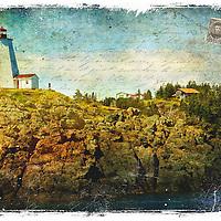 Forgotten Postcards   North America