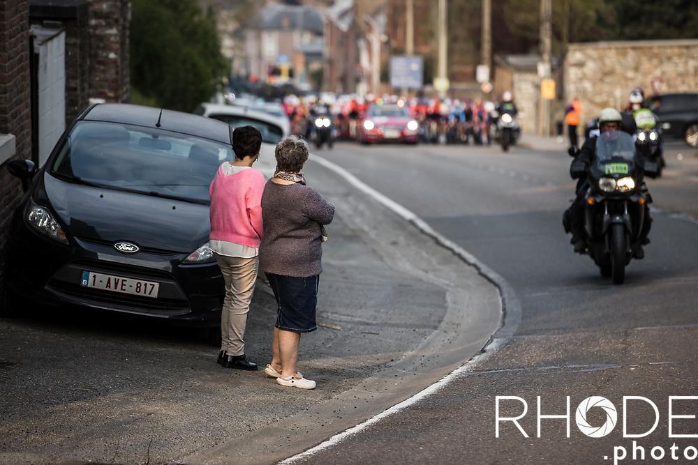 roadside<br /> <br /> 24th la Flèche Wallonne Féminin 2021 (1.UWT)<br /> 1 Day Race: Huy – Huy 130,5km<br /> <br /> ©RhodePhoto
