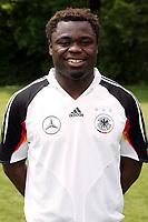Fotball<br /> Landslag Tyskland<br /> Foto: imago/Digitalsport<br /> NORWAY ONLY<br /> <br /> 01.06.2005<br /> <br /> Gerald Asamoah