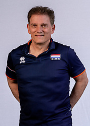 Coach Avital Selinger of Netherlands, Photoshoot selection of Orange women's volleybal team season 2021on may 12, 2021 in Arnhem, Netherlands (Photo by RHF Agency/Ronald Hoogendoorn)