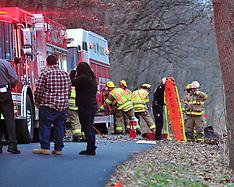 Allen Township MVA With Entrapment 12/28/2014