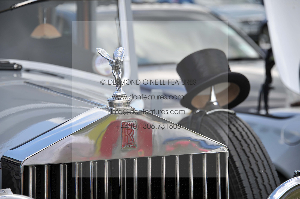 Atmosphere at day 1 of the Royal Ascot Racing Festival 2012 held on 19th June 2012.