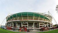 Fotball<br /> UEFA CHAMPIONS LEAGUE<br /> 26.09.2006<br /> CSKA Moskva v Hamburger SV - HSV<br /> Foto: Witters/Digitalsport<br /> NORWAY ONLY<br /> <br /> Uebersicht Lokomotiv-Stadion Moskau<br /> Lokomotiv Stadion - Moskva