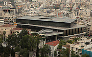 The Acropolis Museum in Athen, Greece.  Photograph by Dennis Brack
