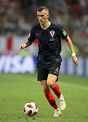 File photo dated 11-07-2018 of Croatia's Ivan Perisic.