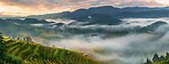 Vietnam Images-panoramic landscape-Mucangchai-Yên bái