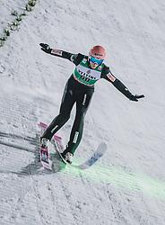 28.02.2020, Salpausselkae Hill, Lahti, FIN, FIS Weltcup Ski Sprung, Herren, im Bild Dawid Kubacki (POL) // Dawid Kubacki of Poland during the men's FIS Ski Jumping World Cup at the Salpausselkae Hill in Lahti, Finland on 2020/02/28. EXPA Pictures © 2020, PhotoCredit: EXPA/ JFK