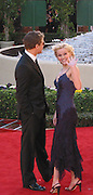Reese Whiterspoon & Husband.Golden Globes Awards 2002.Beverly Hilton Red Carpet.Sunday January 20, 2002.Los Angeles, Ca USA.Photo By CelebrityVibe.com..