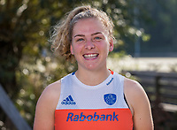 UTRECHT -  HESTER VAN DER VELD  , trainingsgroep Nederlands team hockey.   COPYRIGHT  KOEN SUYK