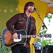 Jay Farrar of Son Volt at Clearwater Festival, Croton-on-Hudson, NY 6/16/13