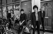 Straight Eight photosession - London 1980