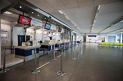 Foggia, Puglia. Aeroporto Gino Lisa