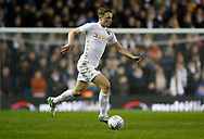 Leeds United defender Matthew Pennington during the EFL Sky Bet Championship match between Leeds United and Wolverhampton Wanderers at Elland Road, Leeds, England on 7 March 2018. Picture by Paul Thompson.