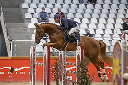 Jonkmans Patrick, BEL, Picco<br /> Pavo Hengsten competitie - Oudsbergen 2021<br /> © Hippo Foto - Dirk Caremans<br />  22/02/2021