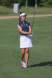 May 6, 2018 - The Colony, TX, U.S. - THE COLONY, TX - MAY 06: Su Oh (AUS) hits from the 5th fairway during the Volunteers of America LPGA Texas Classic on May 6, 2018 at the Old American Golf Club in The Colony, TX. (Photo by George Walker/Icon Sportswire) (Credit Image: © George Walker/Icon SMI via ZUMA Press)