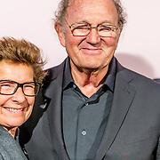 NLD/Amsterdam/20170321 - Chantal Janzen lanceert mediaplatform &C, Joop van den Ende en partner Janine
