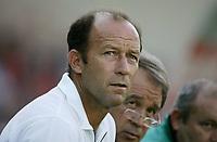 Fotball<br /> Saudi-Arabia / Saudi Arabia<br /> Foto: imago/Digitalsport<br /> NORWAY ONLY<br /> <br /> 08.09.2005  <br /> <br /> Nationaltrainer Gabriel Humberto Calderon (Saudi Arabien)