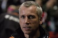 Photo: Olly Greenwood.<br />Charlton Athletic v Fulham. The Barclays Premiership. 27/12/2006. Charlton manager Alan Pardew