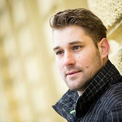 20170215: SLO, Ice Hockey - Portrait of goalkeeper Robert Kristan