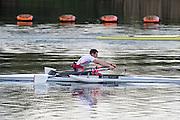 Caversham. Berkshire. UK<br /> GBR ASM1X. Tom AGGAR.<br /> 2016 GBRowing, Para Rowing Media Day, UK GBRowing Training base near Reading, Berkshire.<br /> <br /> Friday  15/04/2016<br /> <br /> [Mandatory Credit; Peter SPURRIER/Intersport-images]