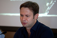 Co-Producer Oliver Butler, at the 'The Game Of Thrones Effect' Panel Discussion at the Galway Film Fleadh, The Galmont Hotel, Galway, Ireland. Saturday 14th July 2018