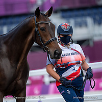 25 AUGUST - HORSE INSPECTION - SOCIAL MEDIA IMAGES - TOKYO2020