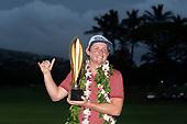 2020 Sony Open - Waialae Country Club, Honolulu, HI