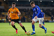 Wolverhampton Wanderers v Leicester City 140220