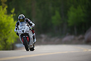 Pikes Peak International Hill Climb 2014: Pikes Peak, Colorado. 412