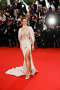 """Cheryl Cole (Cheryl Ann Fernandez-Versini) attends the """"Irrational Man"""" premiere during the 68th Cannes Film Festival in Cannes on May 15, 2015"""