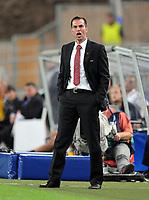 Trainer Markus Babbel VfB<br /> UEFA Champions League Play-Off Rueckspiel VfB Stuttgart - FC Timisoara<br /> <br /> Norway only