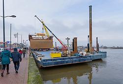 Kamper Kogge, Zwolle, Overijssel, Netherlands