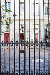 August 7, 2017 - Paris, France - Siege Du Parti Socialiste (Credit Image: © Panoramic via ZUMA Press)