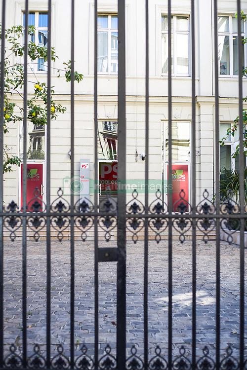 August 7, 2017 - Paris, France - Siege Du Parti Socialiste (Credit Image: © Panoramic via ZUMA Press)