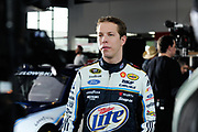 January 2013: filming of NASCAR commercials. <br /> <br /> Brad Keselowski
