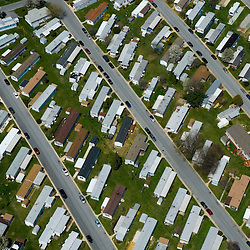 DRONE VIEW OF HOUSES