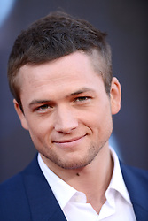 Taron Egerton attends the premiere of Universal Pictures' 'Sing' on December 3, 2016 in Los Angeles, California. Photo by Lionel Hahn/AbacaUsa.com