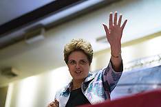 Rousseff and Kirchner in Sao Paulo 9 Dec 2016