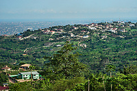 Aburi with Accra in Distant Background