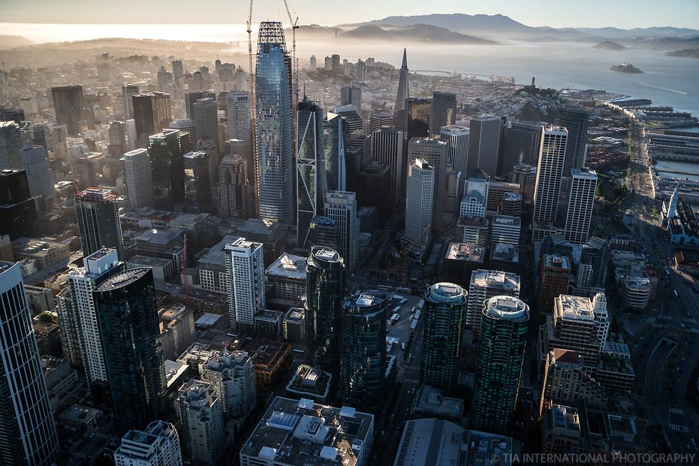 Downtown SF & Embarcadero
