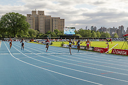 Tianna Bartoletta wins women's 200 meters, adidas Grand Prix Diamond League track and field meet
