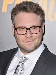 """Seth Rogen arrives at AMC's """"Preacher"""" Season 2 Premiere Screening held at the Theater at the Ace Hotel in Los Angeles, CA on Tuesday, June 20, 2017.  (Photo By Sthanlee B. Mirador) *** Please Use Credit from Credit Field ***"""