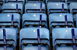 A general view of the stands prior to the Premier League match at the King Power Stadium, Leicester.