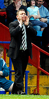 Photo: Alan Crowhurst.<br />Crystal Palace v Derby County. Coca Cola Championship. 29/04/2007. Derby manager Billy Davies.