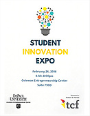 Student Innovation Expo 2018